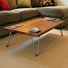 hairpin legs coffee table