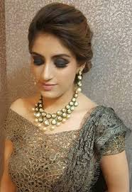 enement makeup and hairstyles indian