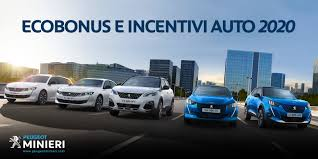 Ecobonus auto e incentivi statali 2020: scegli Peugeot! - Blog ...