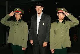 Peter Hadfield - Peter Hadfield Photos - Enter the Forbidden City -  Australian Olympic Committee Dinner - Zimbio