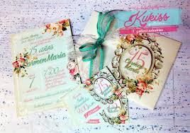 Invitaciones Para 15 Anos Estilo Vintage Invitaciones