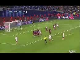 FC Barcelona vs FC Sevilla (5-4) UEFA Super Cup 2015 - Vidéo ...