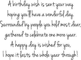 th birthday wishes perfect quotes for a th birthday
