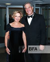 Wendy Fisher, Dennis Goodman at 2017 GUGGENHEIM INTERNATIONAL GALA: MADE  POSSIBLE BY DIOR / id : 2724864 by