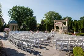 outdoor wedding venues nj