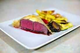 bison wellington how to cook meat