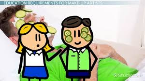 make up artist education requirements