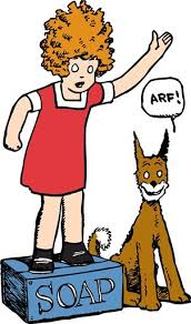After today, there is no tomorrow for Little Orphan Annie on the ...