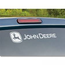 Pin On John Deere Decals And Bumper Stickers
