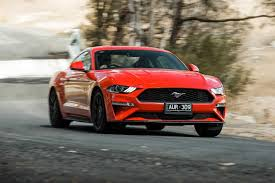 2019 ford mustang ecoboost review motor