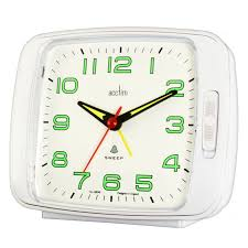 Acctim Ada Bell Alarm - White