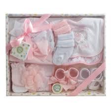 newborn baby essentials gift set
