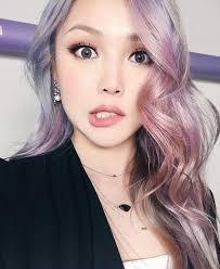 pony hair ponymakeup korean asian