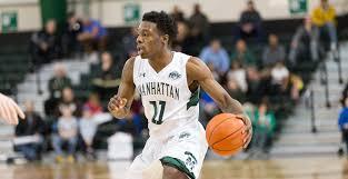 Aaron Walker Jr. - Men's Basketball - Manhattan College Athletics