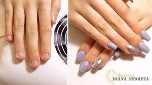 gel nails reffil bitten nails