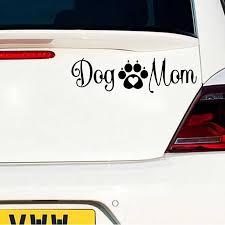 20 5 7cm Lovely Dog Mom Animals Puppy Bark Woof Interesting Fashion Car Window Decal Sticker Decals Auto Accessories Car Sticker Car Stickers Aliexpress