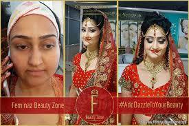 best bridal makeup artist in new delhi
