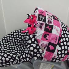 newborn minnie mouse infant car seat