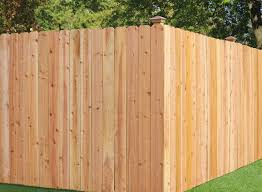 Sutherlands 72 In X8 Fence 72 Inch X 8 Foot Treated Solid Dog Eared 1 X 6 Spaced Fence Section At Sutherlands