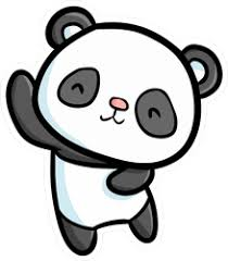 High Quality Panda Car Stickers Decals