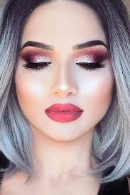 beauty looks for date night