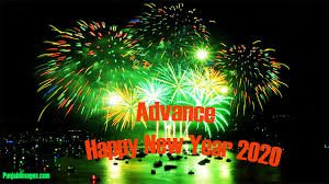 advance happy new year messages greetings in new year s