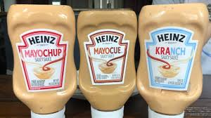heinz new dipping sauces you