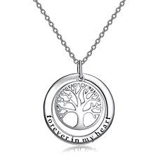 umode sterling silver family tree