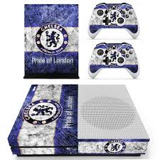Chelsea Football Team Xbox One S Skin Sticker Consoleskins Co