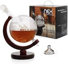 1500ml capacity whiskey decanter
