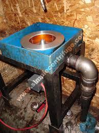 simple centrifugeputting a