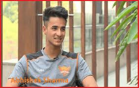 Abhishek Sharma Cricketer, IPL, wife, family, age, height