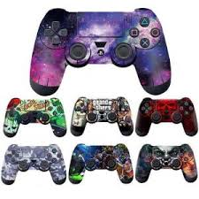 Hot Promo Ccaa09 Stickers For Ps4 Controller Joystick Vinyl Decal Skin Sticker Protector Skin Cover For Sony Playstation 4 For Ps4 Slim Pro Cicig Co