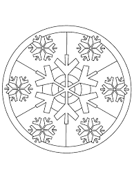 Index Of Coloriages Apprentissage Mandala Noel