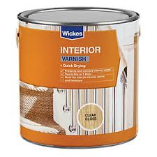 Clear Varnish Wickes Co Uk