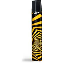 Skin Decal Vinyl Wrap For Smok Infinix Ultra Portable Kit Vape Stickers Skins Cover Black Yellow Trippy Pattern Buy Products Online With Ubuy Bahrain In Affordable Prices B07cqb6lhp