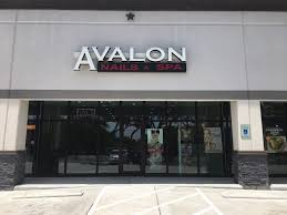 avalon nails spa gift card rockport