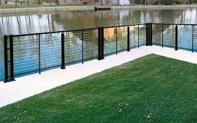 Series 2000 Alumimum Tube Railing With Stainless Steel Cable