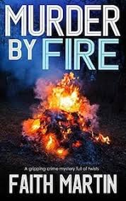 Murder By Fire - DI Hillary Greene 10   My Black Library