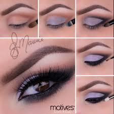 ely marino using motives cosmetics