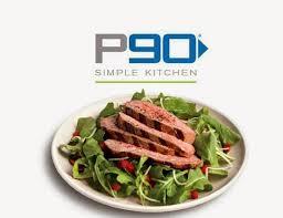p90 meal plan