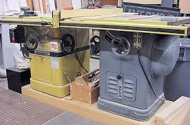 Vintage 1941 Delta Unisaw Nutmegger Workshop