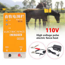 Fencing Solar Electric Fence Controller