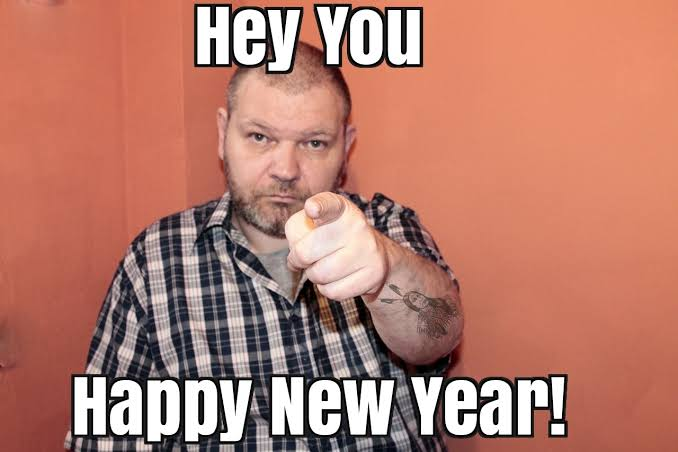 Image result for sarcastic new year memes""