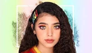 pride month inspired makeup looks