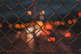 Stainless Steel Chain Link Fence Hd Wallpaper Wallpaper Flare