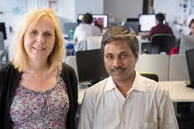 Visiting Fellow, Professor Ganesan Kannbiran and Sally Smith win ...