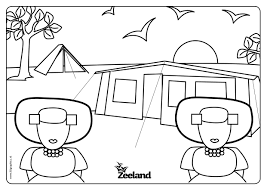 Zeeuwse Kleurplaten Vvv Zeeland