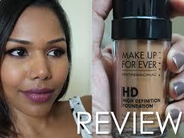 makeup forever uk hd foundation
