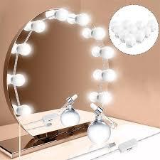 led bulbs makeup mirrors light vanity
